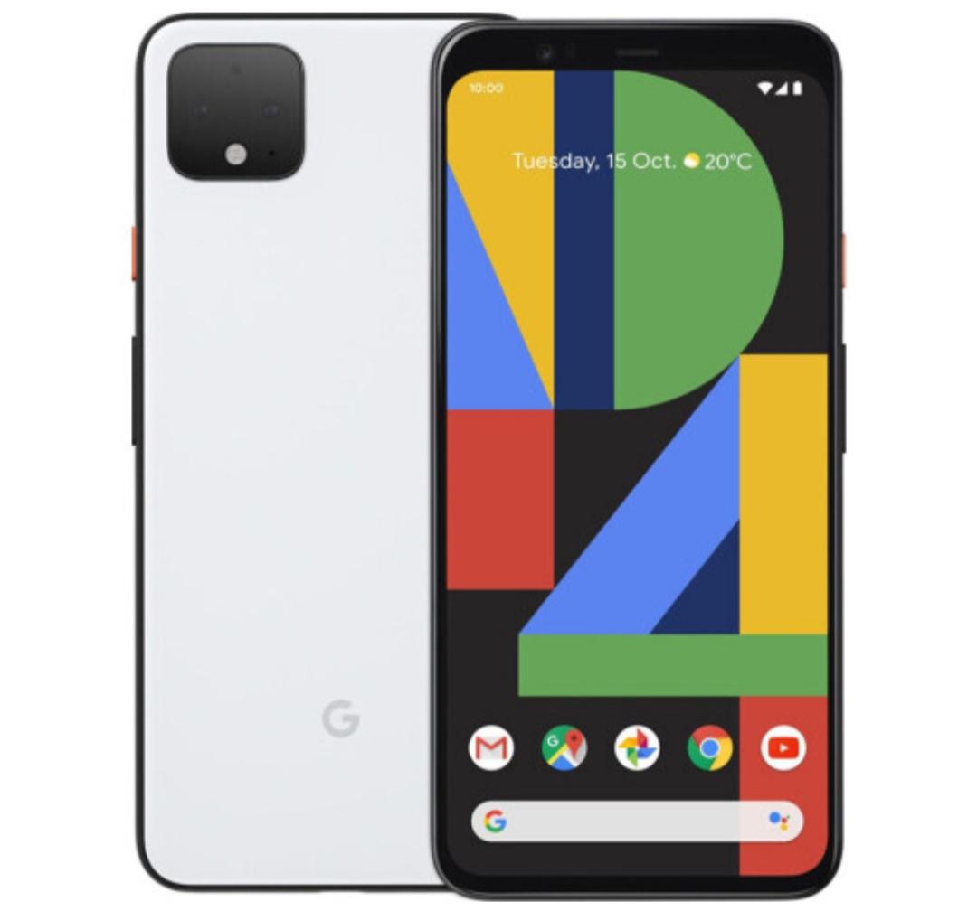 Смартфон Google Pixel 4 XL 6/64GB Clearly White