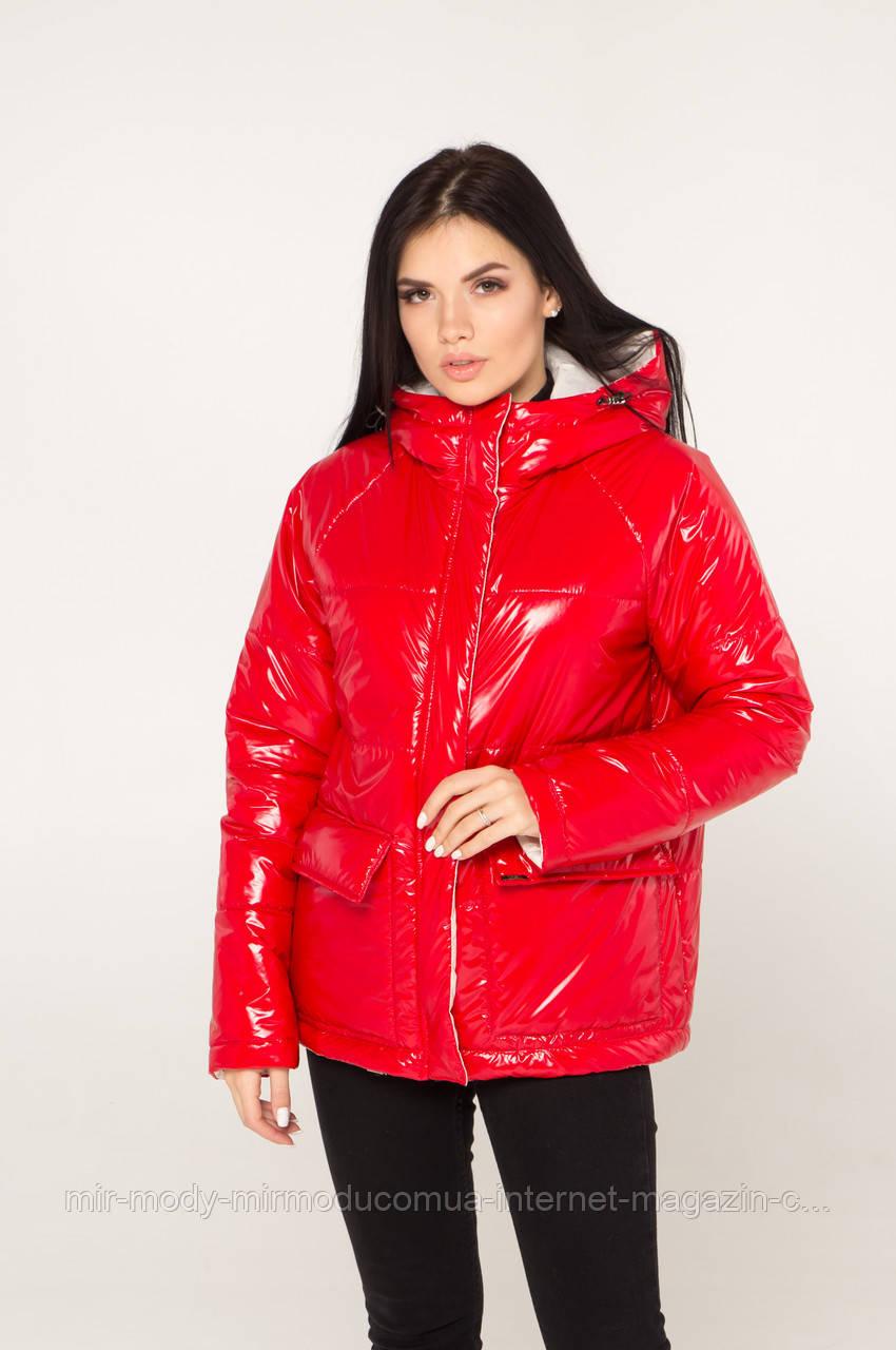 Демісезонна куртка великих розмірів з 44 по 58 розмір (мд-про 510)