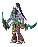 Фігурка Neca Иллидан Герої бурі Всесвіт Варкрафт 15 см Illidan, Heroes of the Storm, фото 4