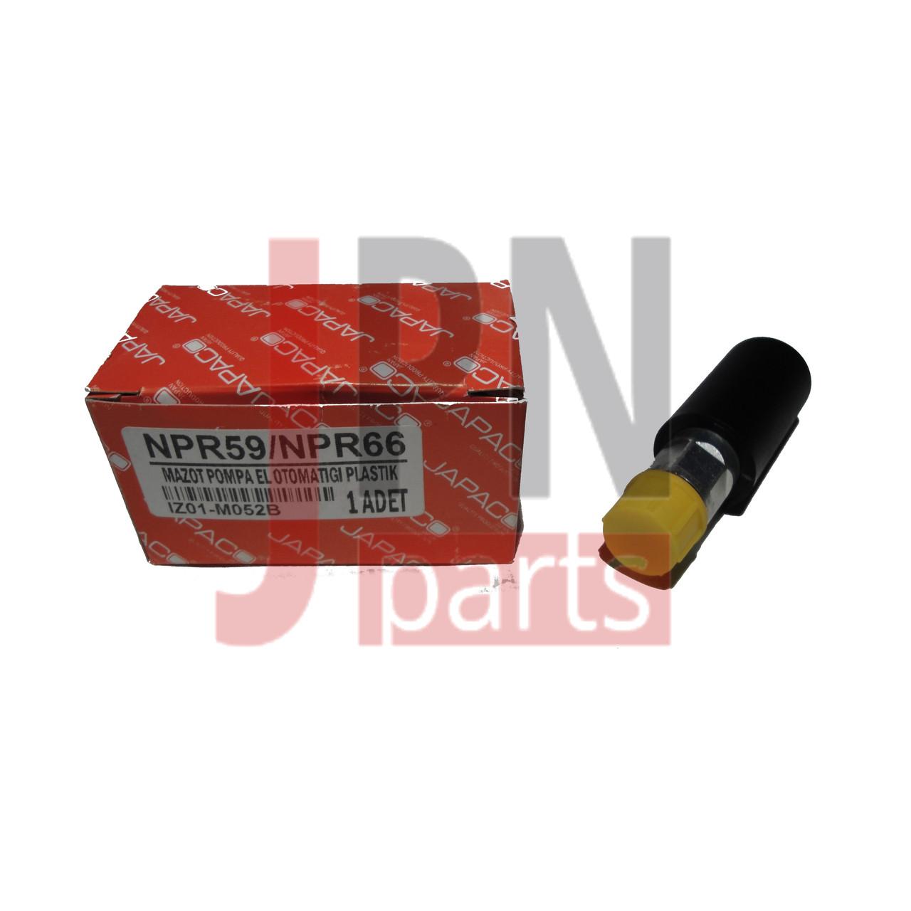 Насос ручной подкачки топлива ISUZU 4HG1/4HG1-T/4HE1 (1157610061/8941311300/1157610060) JAPACO