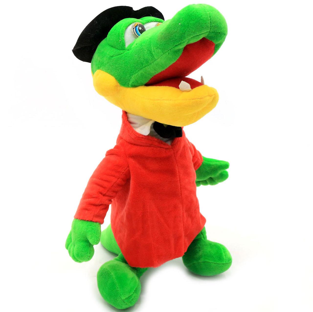 Мягкая игрушка «Крокодил Гена» 00087-3