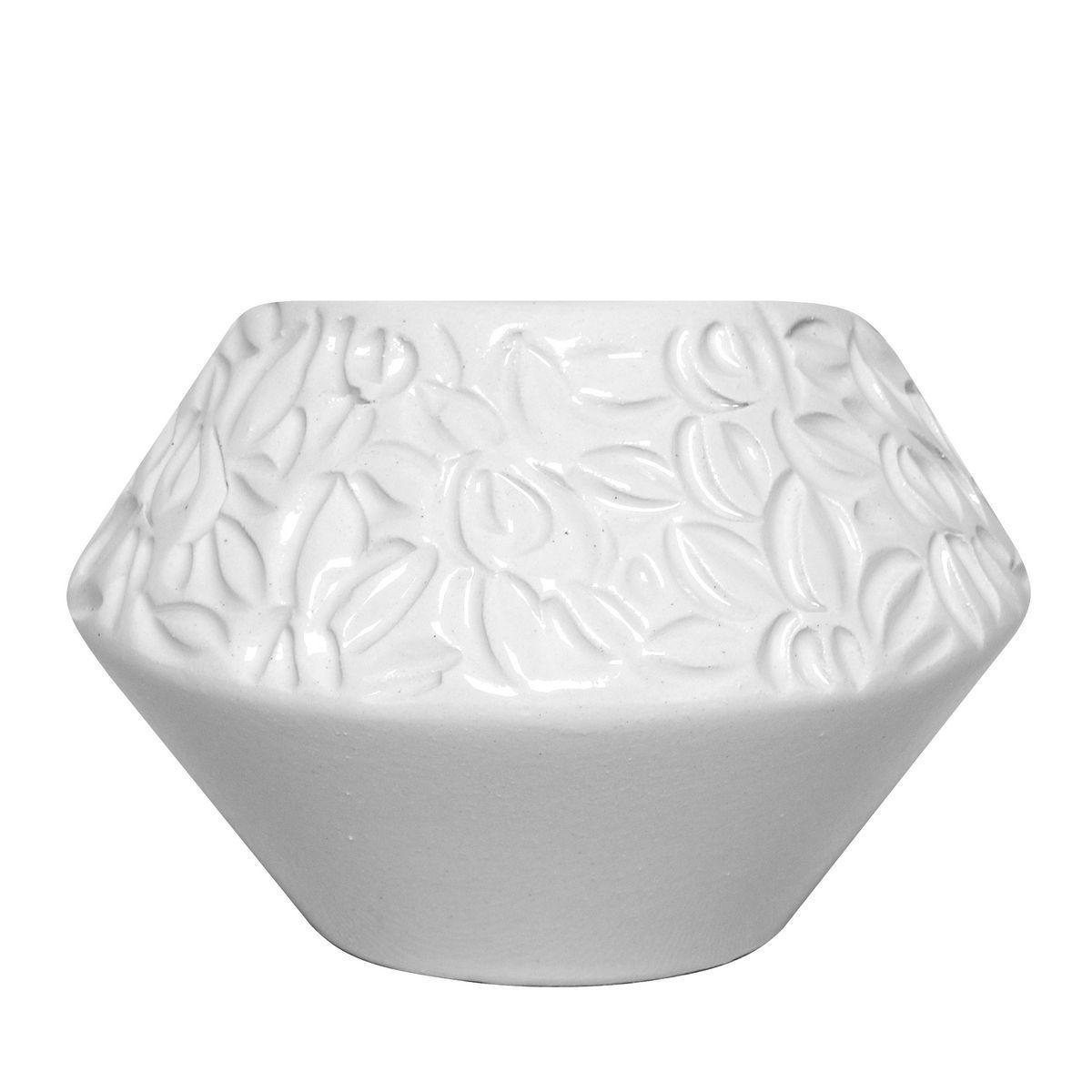 Ваза керамическая Пудинг