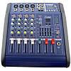 Аудио микшер Mixer BT 4200D 4ch со встроенным bluetooth
