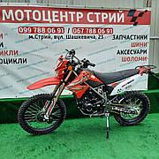 Мотоцикл Skybike CRDX-200 (21/18) красный