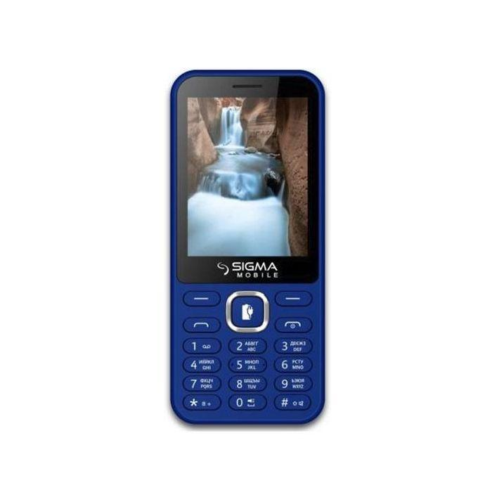 Sigma X-style 31 Power (blue)