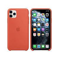 Чехол Soft Touch для Apple iPhone 11 Pro Max Nectarine