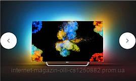 """Телевізор Philips 55"""" UHD 4K Smart TV (55POS9002/12)"""
