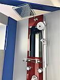 Гидромассажная панель Dusel DU616351R (красная), фото 4