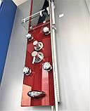 Гидромассажная панель Dusel DU616351R (красная), фото 5