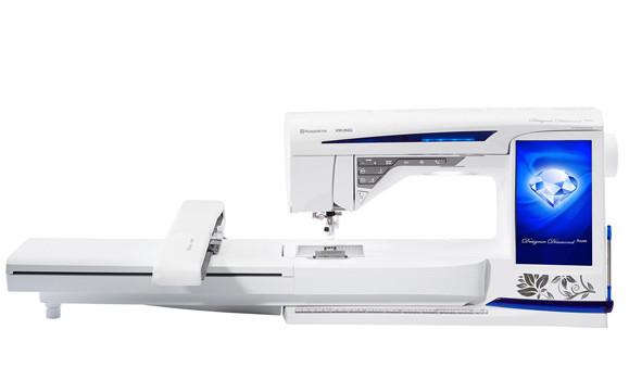 Швейно-вишивальна машина Husqvarna Designer Diamond Royale