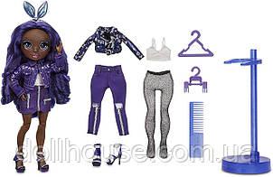 Лялька Мосту Хай Вайолет Віллоу Rainbow High Violet Willow Purple Fashion Doll оригінал MGA