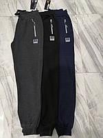 Штани чоловічі спортивні розмір норма M-3XL з манжетою (від 5 шт)