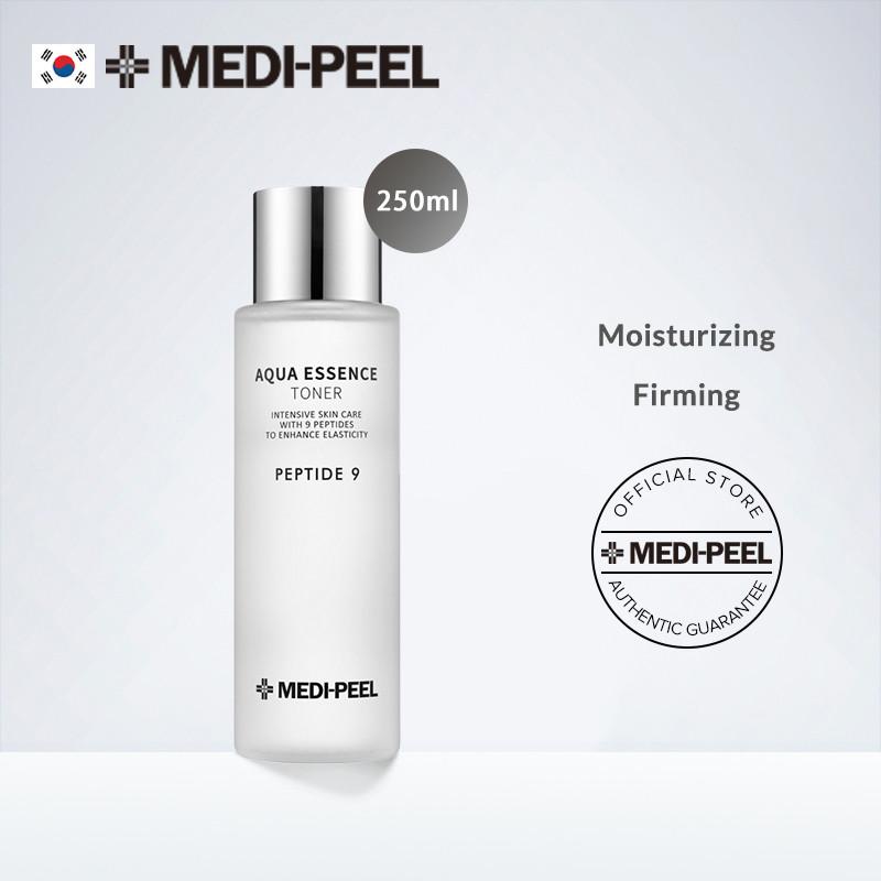 Увлажняющий тонер с комплексом 9 пептидов Medi-Peel Peptide 9 Aqua Essence Toner