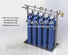 Рампа кислородная контейнерная