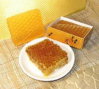 """Подарочное ароматизированное мыло """"Пчелиные соты"""""""