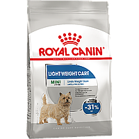 Корм для собак Royal Canin MINI LIGHT WEIGHT CARE ( Роял Канін Міні Лайт Вейт Кеа)