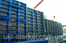 Щит стеновой опалубки 250 х 3000 (мм), фото 2