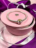 Серебряный браслет Pandora Moments 590741CZ, фото 5