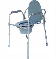 Туалетный стул раскладной с судном