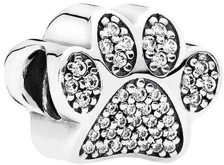 Срібна намистина Pandora 791714CZ