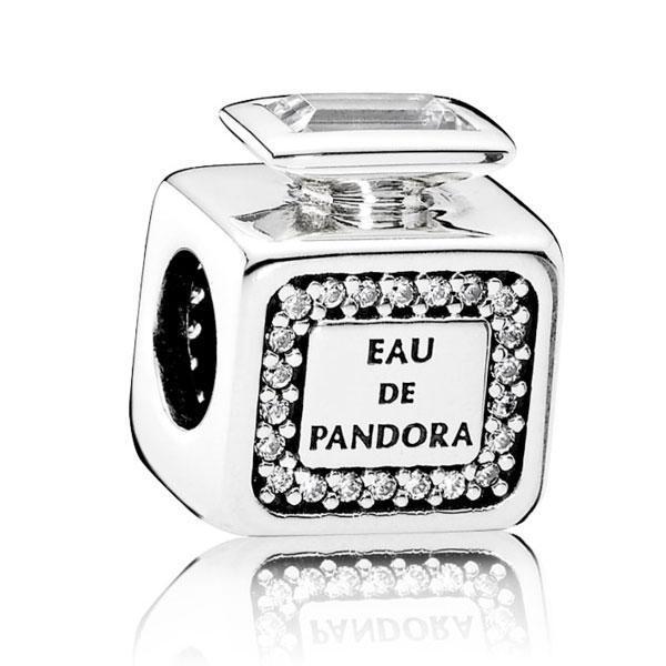 Срібна намистина Pandora 791889CZ