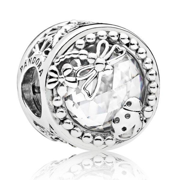 Срібна намистина Pandora 797047CZ
