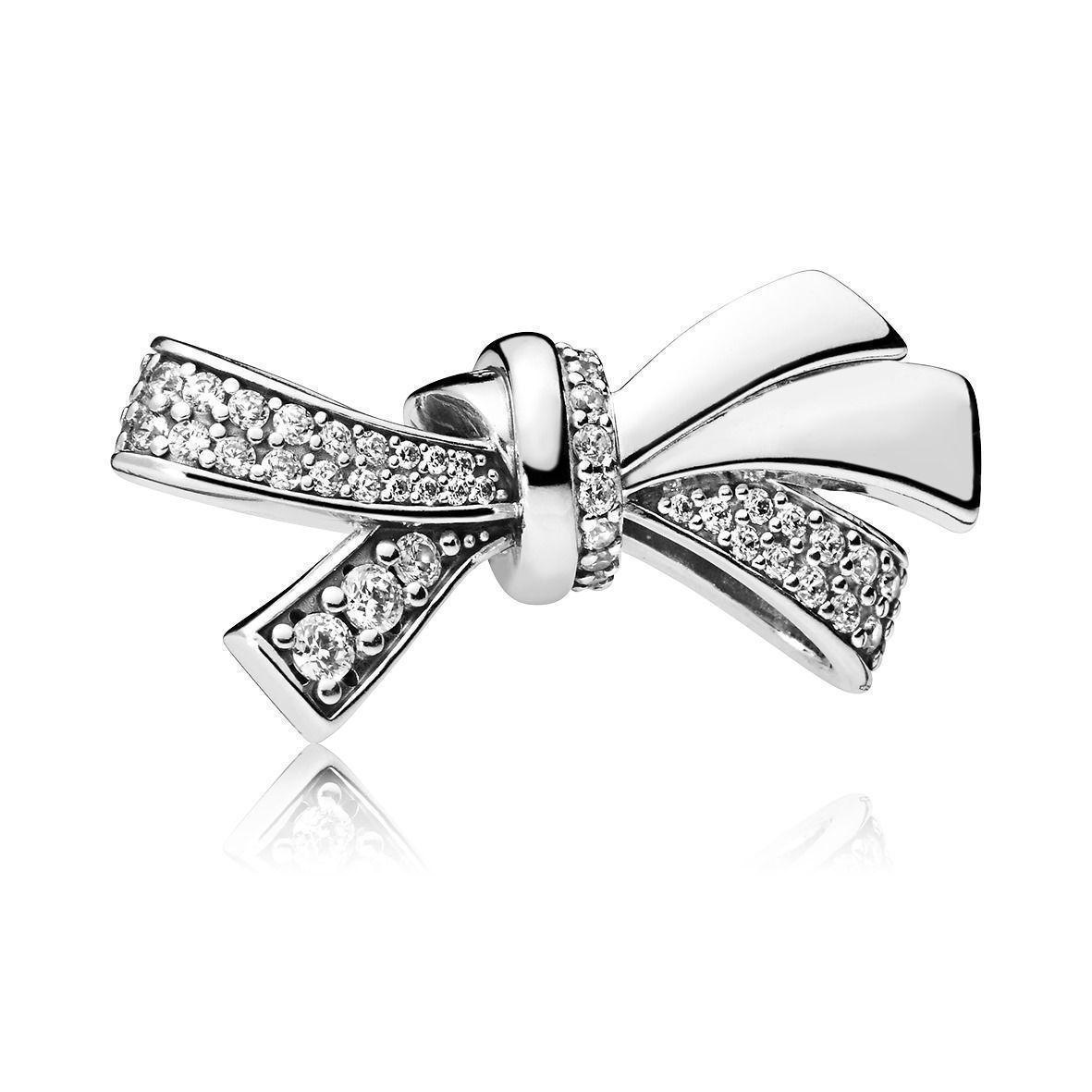 Срібна намистина Pandora 797241CZ
