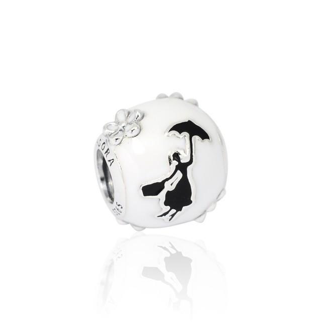 """Срібна намистина Pandora Disney """"Меррі Поппінс"""" 797510ENMX"""