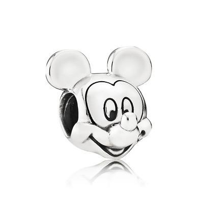 """Срібна намистина Pandora DISNEY """"Міккі Маус"""" 791586"""