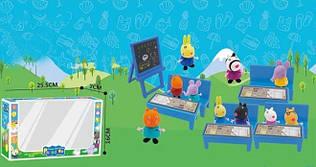 Игровой набор Свинка Пеппа Школа