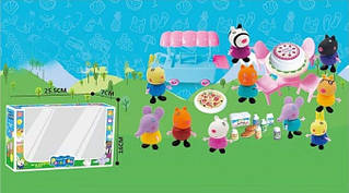 Игровой набор Свинка Пеппа Пикник