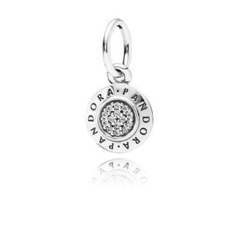 Срібна підвіска-намистина Pandora 390359CZ