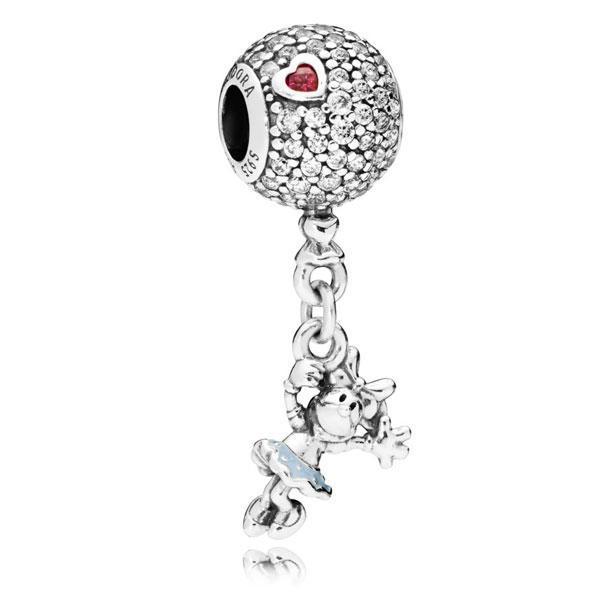 Срібна підвіска-намистина Pandora 797171CZ
