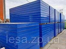 Стінова опалубка щит 500 х 3000 (мм)