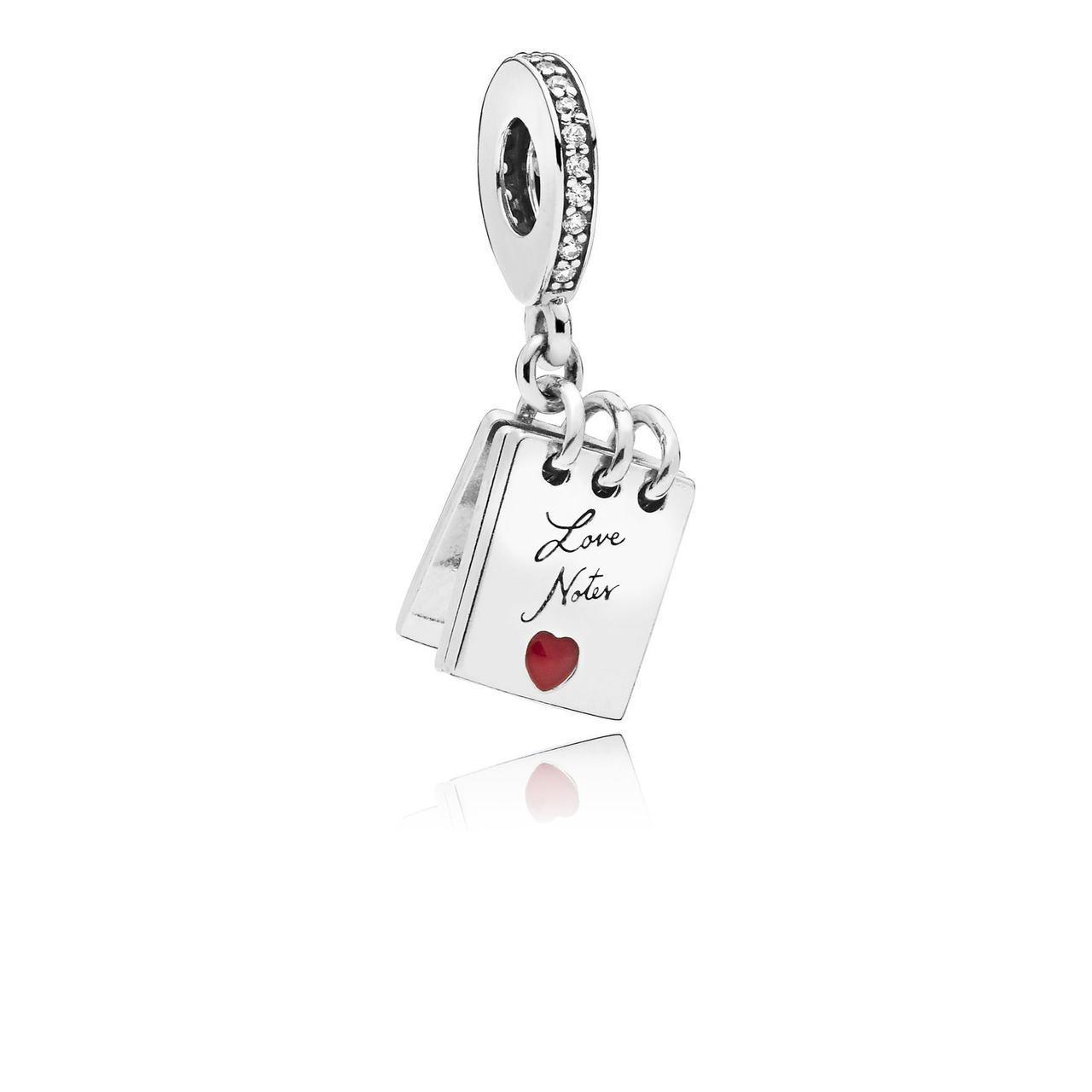 Серебряная подвеска-шарм Pandora 797835CZ