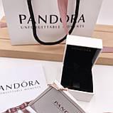 """Срібна каблучка Pandora """"Сяюче бажання"""" 186316CZ, фото 3"""