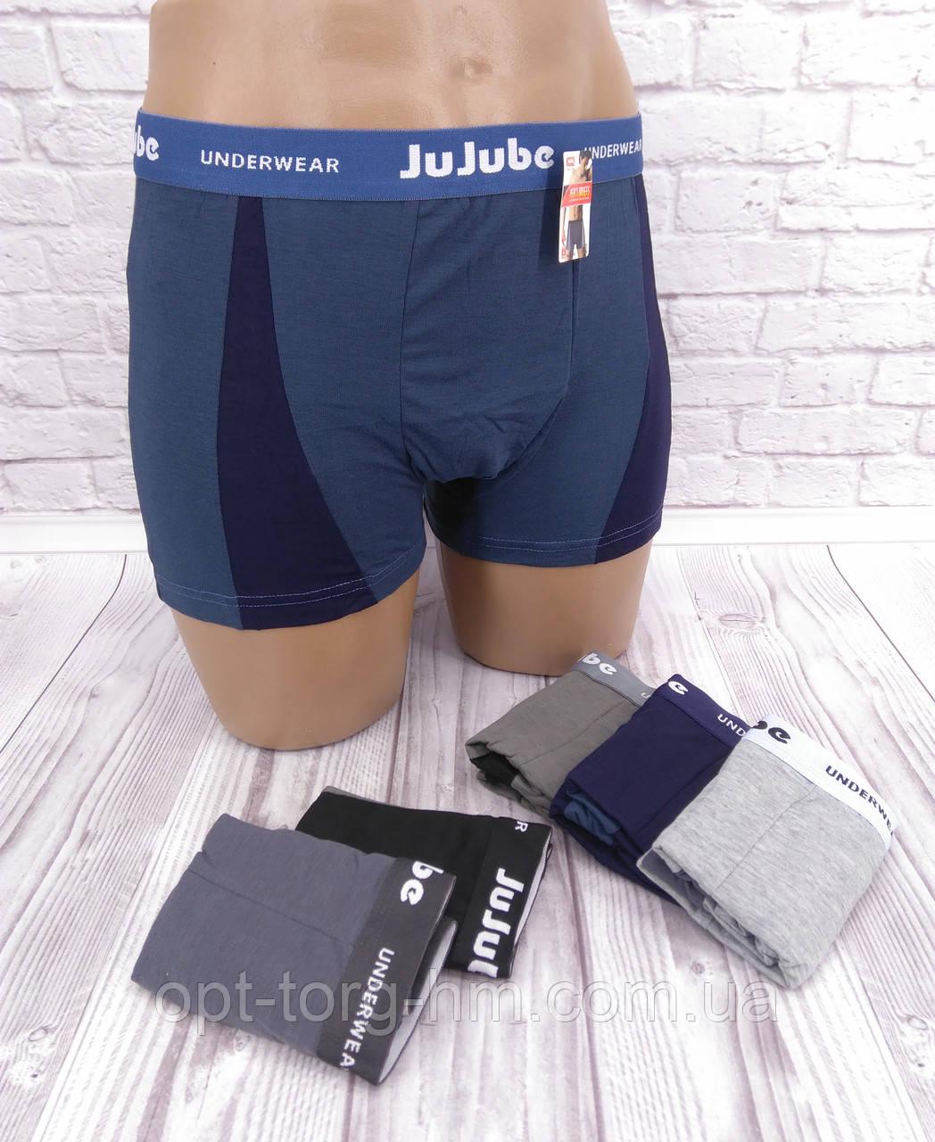 Мужские трусы боксеры JuJuBe Размер XL  (Маломерят)