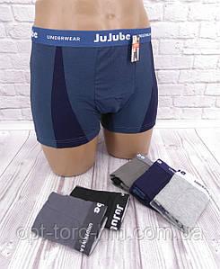 Чоловічі труси-боксери JuJuBe Різні розміри (Маломерят)