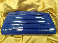 Красивый синий клатч