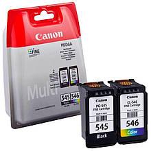Струменевий картридж Canon PG-545/CL-546 (8287B005)