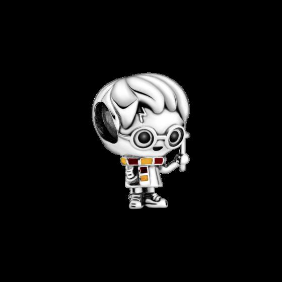 """Срібна намистина Pandora Moments """"Гаррі Поттер"""" 798626C01"""