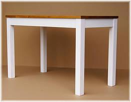 Стол обеденный деревянный 011