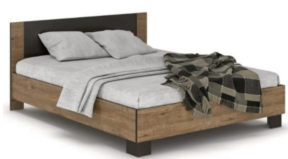 Кровати натуральное дерево, ДСП