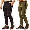 Р 48-56 Мужские спортивне брюки с манжетами 23397