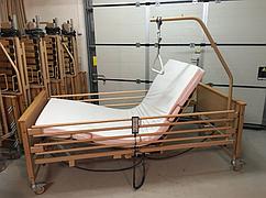 Трехфункциональная реабилитационная кровать + матрас Burmeier
