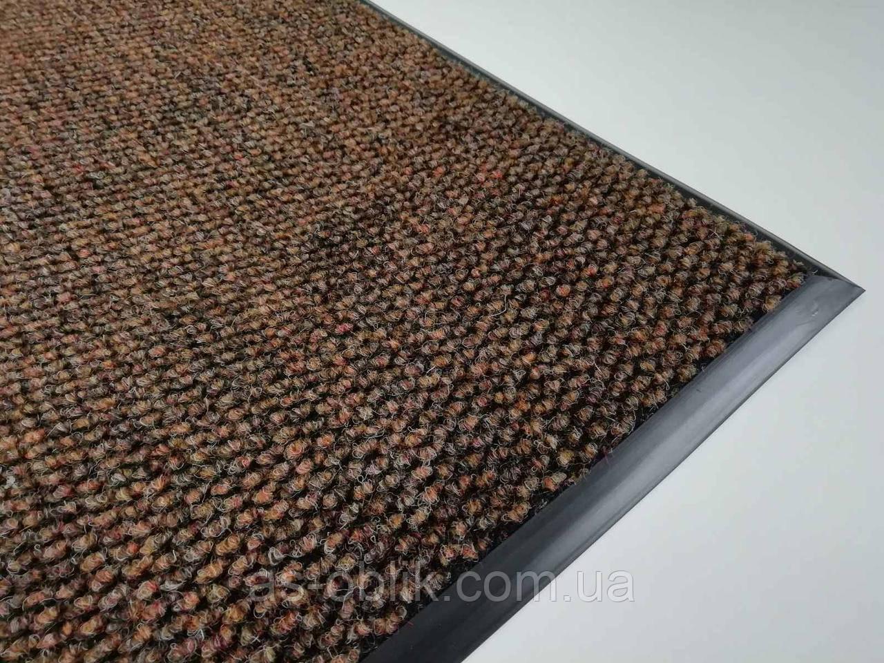 Коврик коричневый 80х100 см, Фаворит