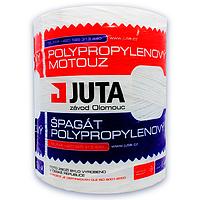 Шпагат полипропиленовый Юта (Juta) 500 белый 4 кг 2000 tex, фото 1