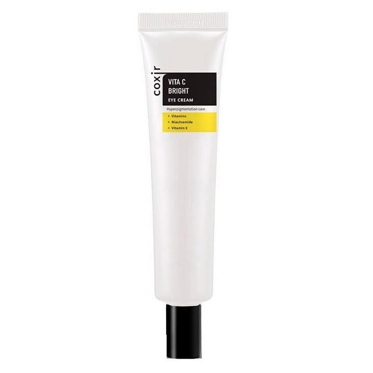 Освітлюючий крем для шкіри навколо очей з вітаміном C Coxir Vita C Bright Eye Cream, 30 мл