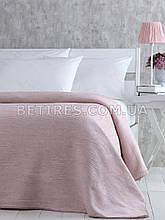 Покрывало 150x200 PAVIA DAIRA PUDRA розовое