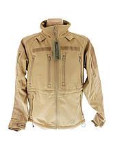 Куртка тактична MIL-TEC SoftShell Coyote, 10859005